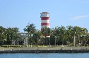Freeport, Bahamas New Year's Day 2012