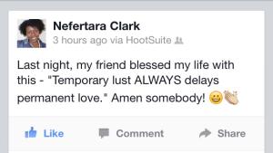 FB - Celibacy