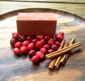 Cranberry Spice - Prop