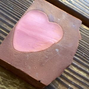 Heart Soap - single